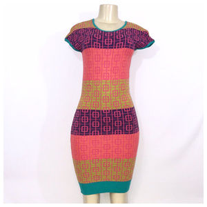 Artelier Nicole Miller Colored Dress PS